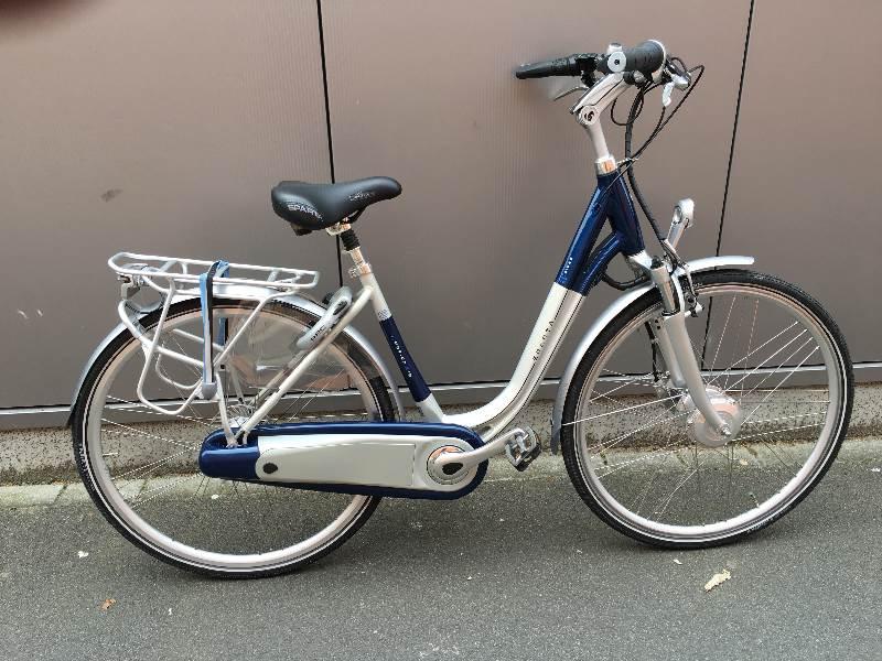Sparta E motion X2 electrische fiets maat 48 - 01