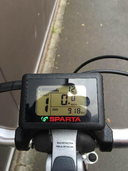 Sparta E motion X2 electrische fiets maat 48 - 02